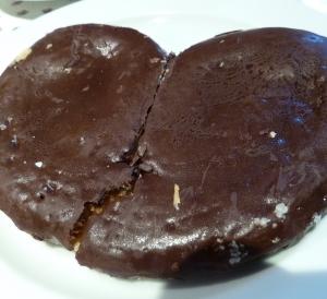 Palmera de chocolate de VAIT